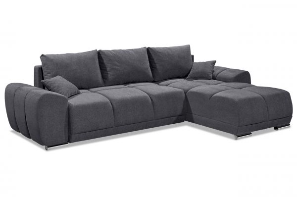 Black Red White Ecksofa Felix - mit Schlaffunktion