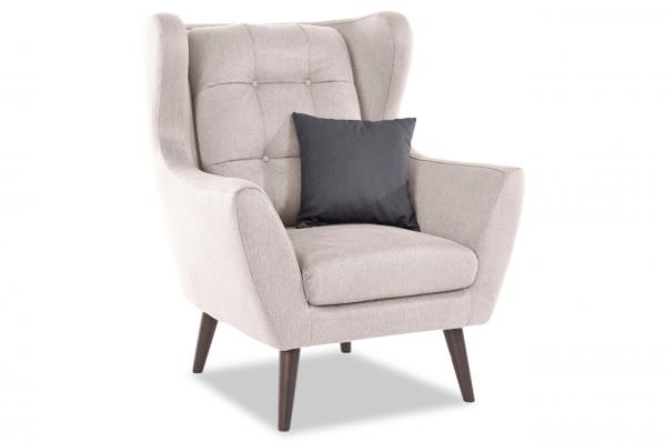 New Look Ohrensessel Loungesessel Henry