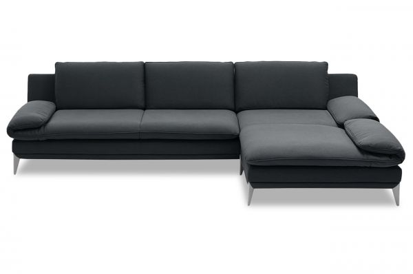 New Look Ecksofa Expression rechts - grau