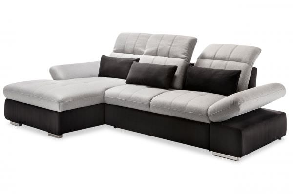 Cotta Ecksofa Holiday links - wahlweise mit Bettfunktion