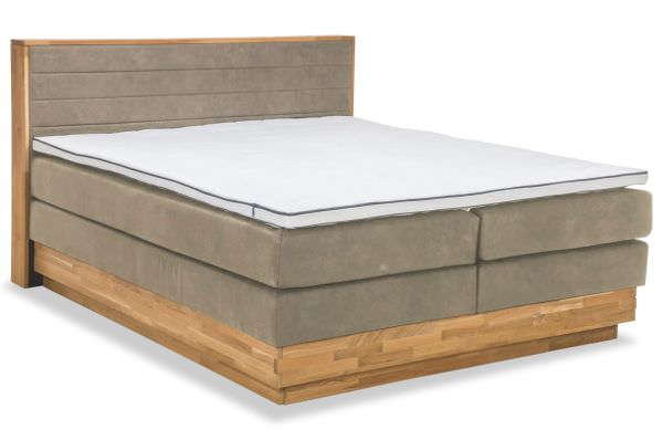 Cotta Boxspringbett Moneta Massivholz