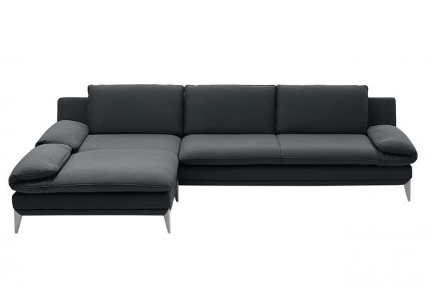 New Look Ecksofa Expression links - grau