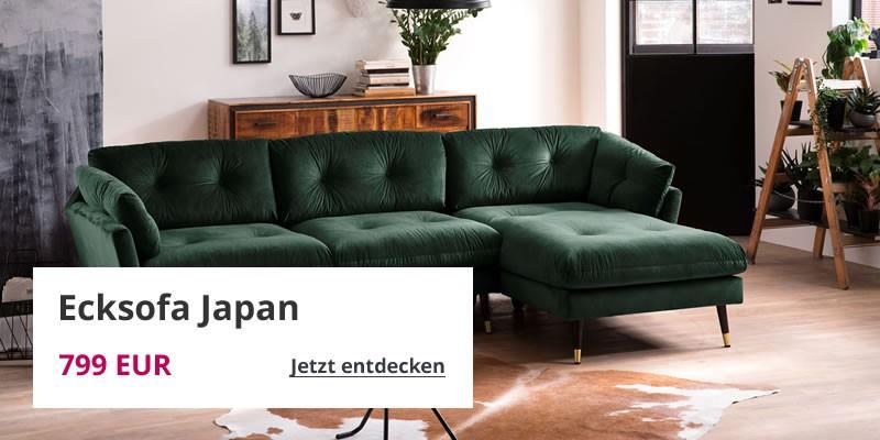 Ecksofa Japan