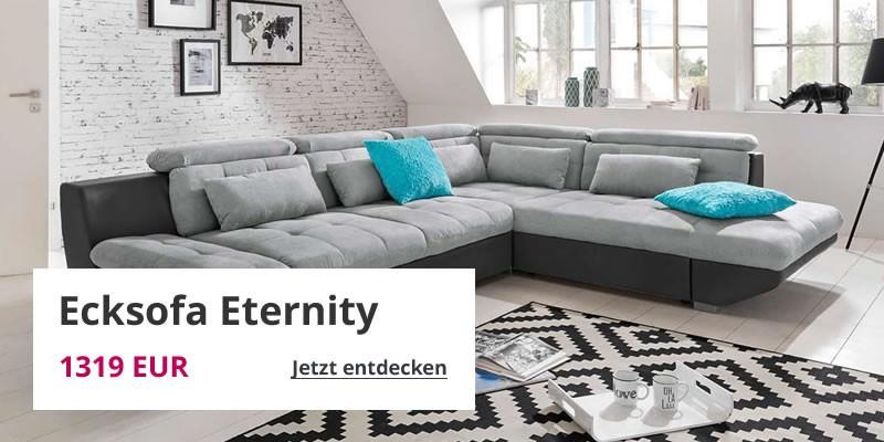 Ecksofa Eternity