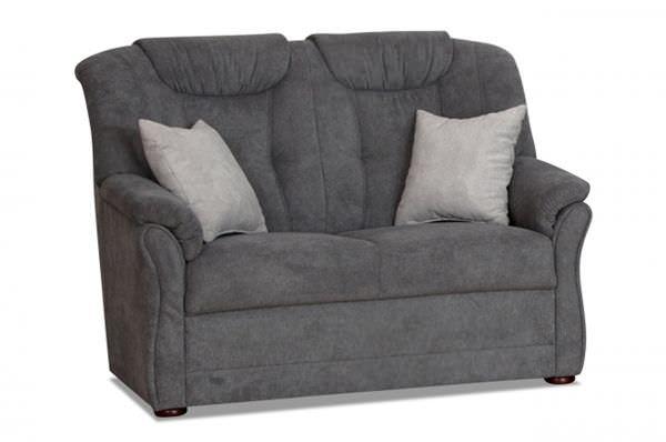 2er Sofa Linus Linz - Grau