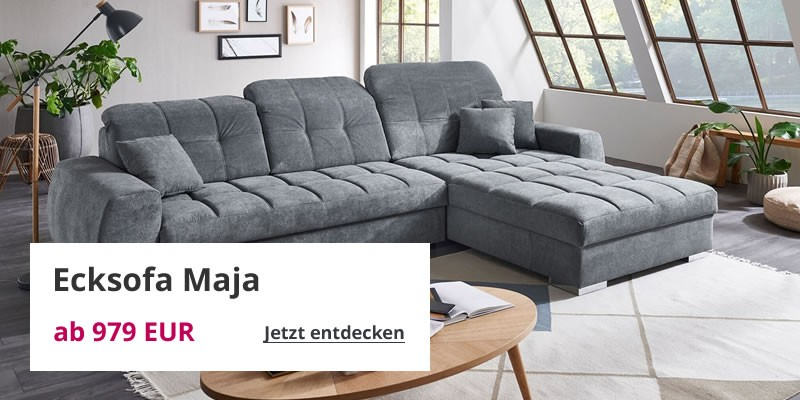 Ecksofa Maja