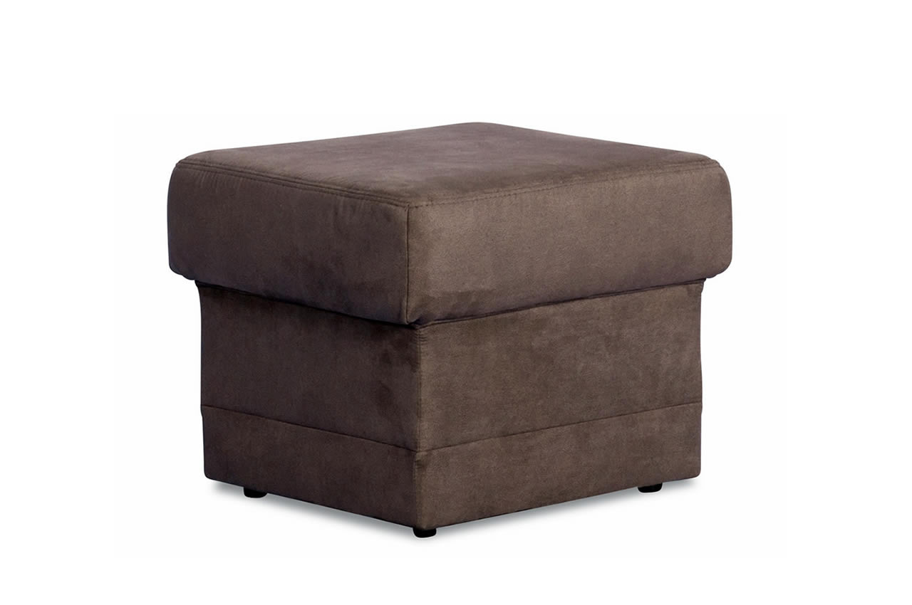 Hocker Orion Grau