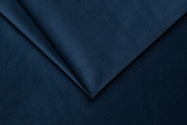Samtvelour Blau 6412