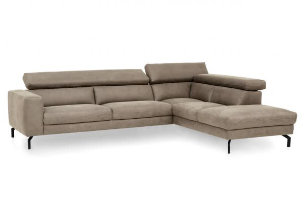 New Look Ecksofa XXL California rechts - beige
