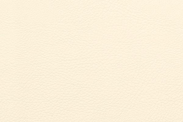 Geprägtes Kunstleder Creme E451