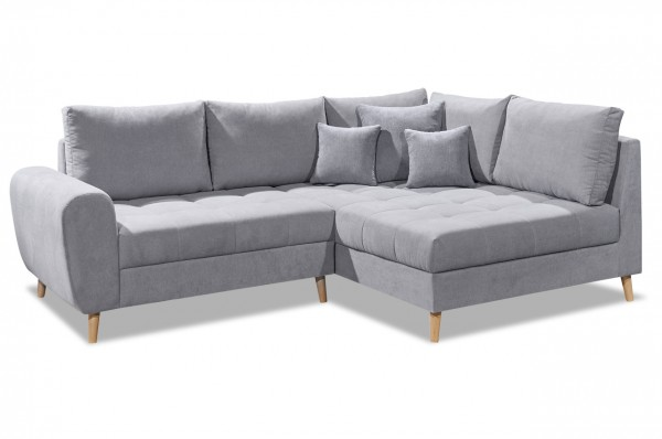 Black Red White Ecksofa Alice rechts