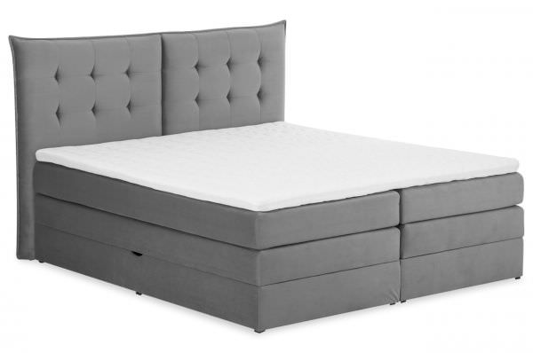 Wersal Boxspringbett Fendy - mit Bettkasten