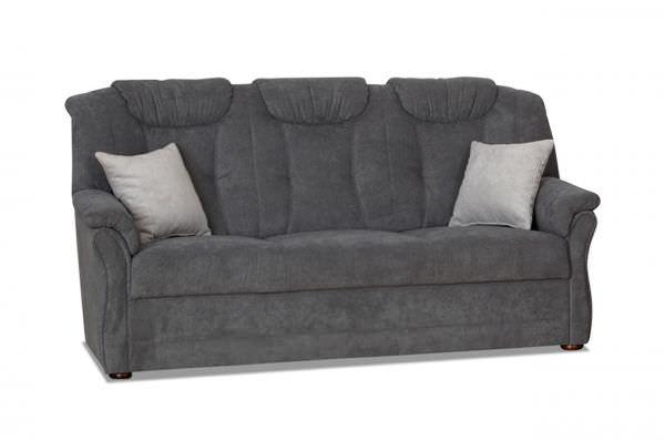 3er Sofa Linus Linz - Grau