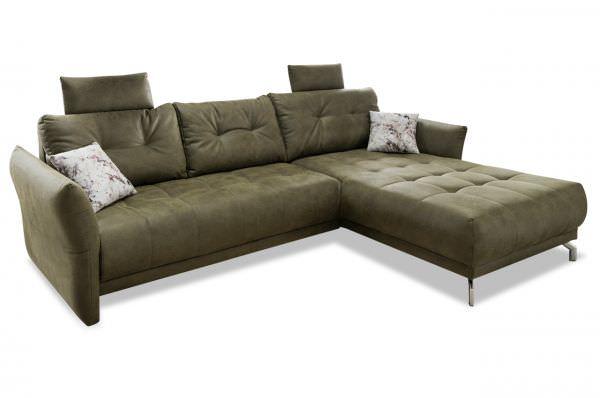 Ecksofa Grun Cheap Design Sofas Amsterdam Ecksofa Mit Loungemodul
