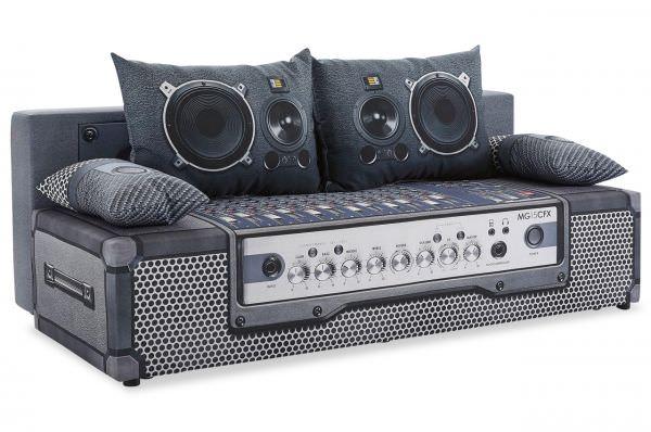 Exxpo Schlafsofa Audio - mit Schlaffunktion
